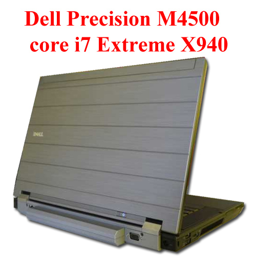 Dell Precision M4500 core i7 Extreme X940